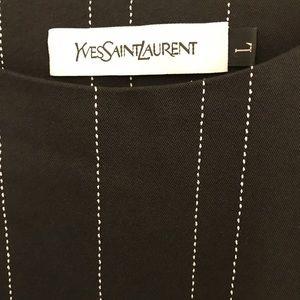 Vintage Yves Saint Laurent Tailored Set sz L